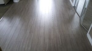 Hardwood  from  $1.50sqf** and laminate $1.20sqf*** installation Edmonton Edmonton Area image 8