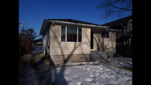2 bedroom house for rent in Transcona