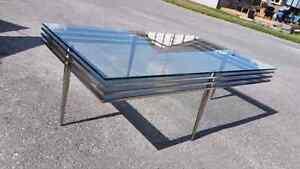 Custom Stainless Steel Coffee Table !! Peterborough Peterborough Area image 1