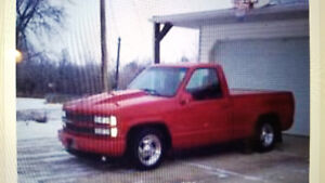Looking for 1991 Chevrolet Pickup 1500 Shortbox/Reg Cab