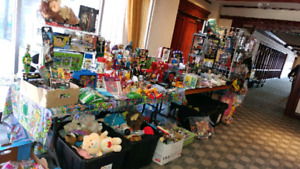 Retro toy and collectible clearout sale!!