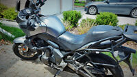 Fully Loaded Kawasaki Versys 650 for Sale