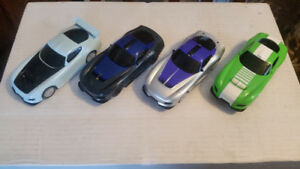 4 SCALEXTRIC SLOT CAR