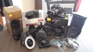 Kit complet Nikon