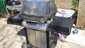 Broil King Crown 40 BBQ w/Cover and Tank