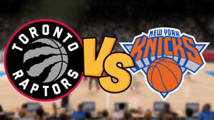 2-4 New York Knicks v Toronto Raptors - Nov 10 - 100 + 300 lvl