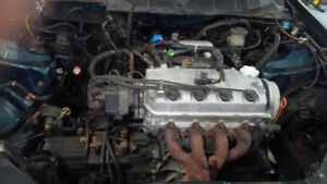 1998 civic si motor only, make an offer, motivated to sell!