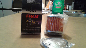 FREE OIL FILTER FOR 650 YAMAHA vstar