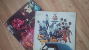 Two Sly and the Family Stone Vinyl LP Records Cambridge Kitchener Area image 1