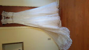 Robe de mariée dentelle - wedding dress