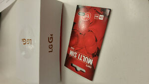 Mint condition LG G4 Sarnia Sarnia Area image 1