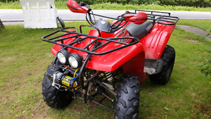 2001 Yamaha Wolverine ATV  Make an offer!! **NEW PRICE**