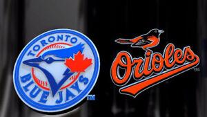 Toronto Blue Jays vs. Baltimore Orioles SUNJul 22 1:07PM