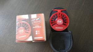 Amundson 5/6 Cheetah Fly Reel Was $220 Sell $180