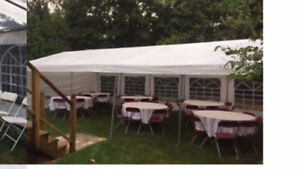 Event rentals and Party Tents! Early bird specials this week!!!