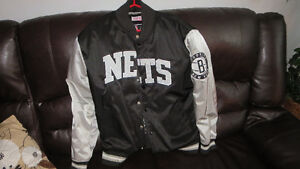 Mitchell & Ness / Brooklyn Nets Jacket
