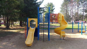 School/Town Playground  Equipment for  sale $18,000 OBO