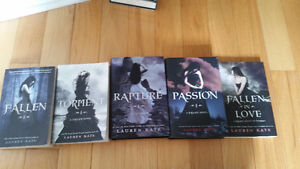 Christmas Gift - COMPLETE YOUNG ADULT Fallen Series
