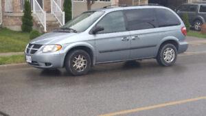 2006 Dodge Caravan Minivan, E-test and Safety Test DONE