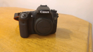 Canon 70D Packagr