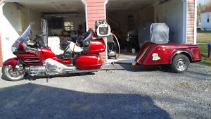Goldwing & trailer