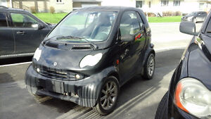 2006 Smart Fortwo Diesel Conso-2.0L/100km!!!