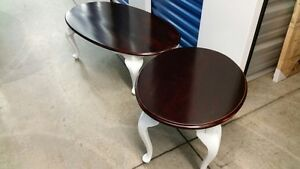 Set of Beautiful Queen Anne Tables for Sale! London Ontario image 2
