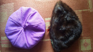 two women hats