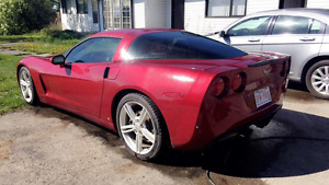 Beautiful 2008 Chevrolet Corvette C6 Convertible