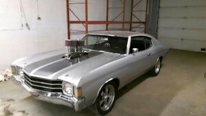 Chevrolet Chevelle Buy Or Sell Classic Cars In Alberta