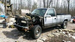 1994 chevrolet K2500 parts only