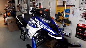 Motoneige Yamaha Viper 2017 - Neuf - 141''