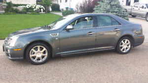 2009 Cadillac STS  All Wheel Drive
