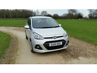 2015 Hyundai i10 1.2 SE manual 1 owner immaculate condition