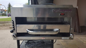SouthBend Radiant Stainless Steel Commercial Broiler BBQ