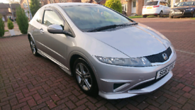 Low Milage Honda Civic Type S 1.4 For Sale