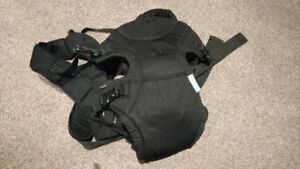 Black Infantino Convertible Baby Carrier