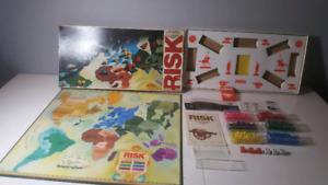 RISK vintage complet