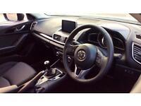 2016 Mazda 3 1.5d 105 sel nav Manual Diesel Hatchback
