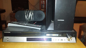 Samsung DVD Home Theatre System HT-TX55 Sarnia Sarnia Area image 1