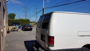 2006 Ford E250 Full Size Cargo Van