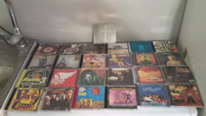 Assorted 80's & 90's CDs