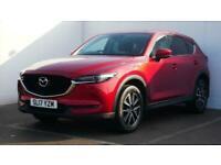 2017 Mazda CX-5 2.0 Sport Nav 5dr FourByFour petrol Manual