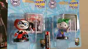 "DC COMICS ORIGINALS ""LITTLE MATES"" JOKER AND HARLEY QUINN"