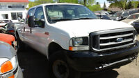 2004 Ford F-350 SUPER DUTY...GREAT TRUCK...Drives Excellent!!!