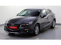 2015 Mazda 3 2.0 SE-L SKYACTIVE-G Petrol grey Manual
