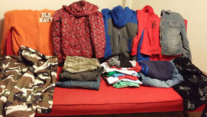 ASSORTED BOYS CLOTHING
