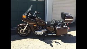 Goldwing 1983 gl1100