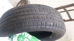 All season tires P225/60 r16