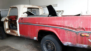 Used 1970 Ford Pick Up Truck